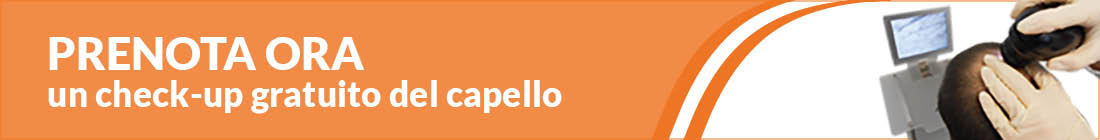 prenota un check-up del capello